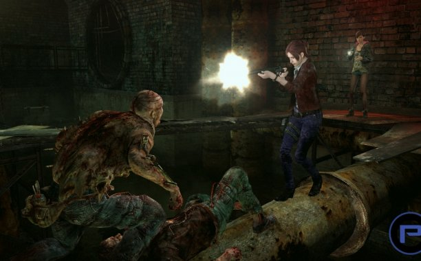 Resident Evil Revelations 2 Episode Four: Metamorphosis